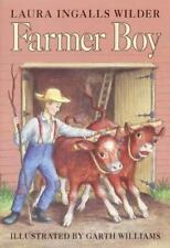 Little House: Farmer Boy 2 by Laura Ingalls Wilder (1953, Hardcover, Revised)