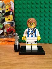 LEGO SERIES 4 MINI FIGURE SOCCER PLAYER MINT CONDITION