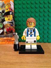 LEGO SERIES 4 MINI FIGURE SOCCER PLAYER MINT CONDITION