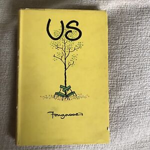 1951*1st* Us - Cyril Kenneth Bird (Fougasse) (Methuen) Unclipped Jacket