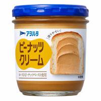 Aohata, Peanut Cream, Paste, 140g, Bread Spread, Jam, Japan