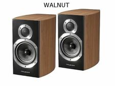 WHARFEDALE Diamond 10.1 Bookshelf Speakers Noyer Home Best Shelf BIWIRE BI-AMP