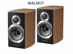 Wharfedale Bookshelf Speakers Diamond 10.1 - Walnut Home Best Loudspeakers