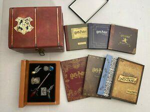 Harry Potter PRESTIGE Collector's Edition blu-ray INCOMPLETE