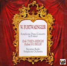 Furtwangler Kubelik THEN-BERGH CD Piano Concerto Tahra New Sealed RARE