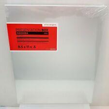 Pina Zangaro Machina Aluminum Presentation Box 11x8x.5 44340 NOS Sealed!