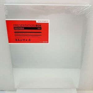 Pina Zangaro Machina Aluminum Presentation Box 11x8x.5 44340 NOS Sealed!
