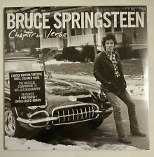 Bruce Springsteen Chapter And Verse 2-LP UK 2016 edition limited vinyl color