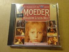 CD / MOEDER WAAROM LEVEN WIJ  (VTM)