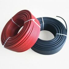 Solar Connector MC4 Cable 5 Meter Red and 5 Meter Black 6.0mm2 TUV&&UL Approval