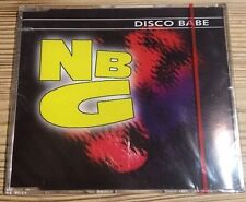 Natural Born Grooves NBG - Disco Babe - RARE 5 Track NEW&SEALED CD Single XYZ