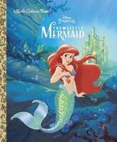 The Little Mermaid (Disney Princess) (Little Golden Book)