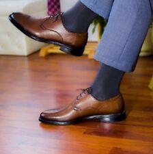 Pack 6 pares calcetines vestir ejecutivos confort. Hombre. Negro. Talla 40 / 48