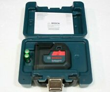 Bosch Gpl100 50g 5 Point Laser Alignment With Self Leveling Nib