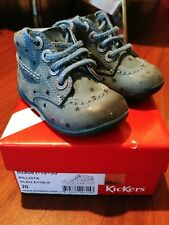 chaussures Kickers fille pointure 20