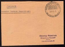 █ Postsache Absender Postamt HAGENDINGEN du 29/06/43 █