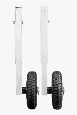paires roues relevables alu bateaux pneus roues