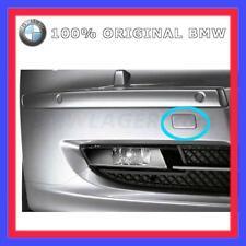 Original BMW 1er e81 e87 Abschleppöse Klappe Deckel Abdeckung UNLACKIERT