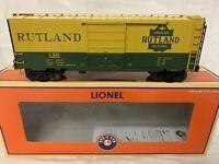 ✅LIONEL RUTLAND PS-1 BOX CAR 2008 TCA CONVENTION 6-52483 NEW! O SCALE TRAIN