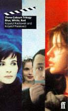 Three Colours Trilogy: Blue, White, Red, Piesiewicz, Krzysztof, Kieslowski, Krzy