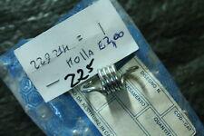 S10) Vespa Cosa 125 150 200 1x Spring For Brake Shoes Front 229214 Molla Freni