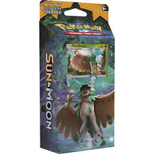 POKEMON TCG SUN & MOON FOREST SHADOW THEME PACK JUST RELEASED