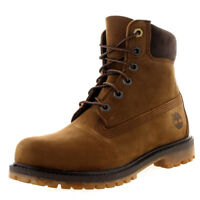 Womens Timberland 6 Inch Premium Waterproof Winter Lace Up Ankle Boots UK 3-9