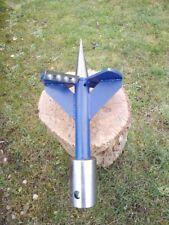 Log Splitter Excavator 270mm/49,5mm Auger driven STUMP PLANER BIT/STUMP GRINDER