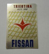FIGURINE PANINI CALCIATORI SCUDETTO N.476 TRIESTINA 1984-85 84-85 NEW - FIO