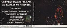 CD CRIPPLED BLACK PHOENIX NO SADNESS OR FAREWELL 2012 MASCOT RECORDS