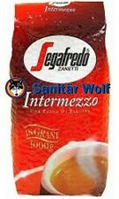 * WOW * 6 Stück SEGAFREDO Intermezzo Espresso Bohne 6 kg Kaffee CAFE