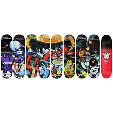PRIMITIVE Skateboard Deck Lot TRANSFORMERS COMPLETE SERIES Set of 9 Pro Decks