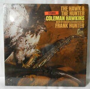 """COLEMAN HAWKINS """"The Hawk & The Hunter"""" 1965 (MIRA/LP3003/1st Press)  EX/VG+!"""