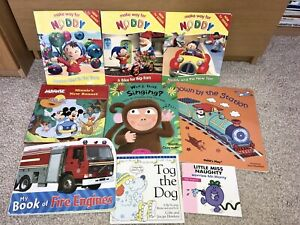 Noddy Books For Kids And More