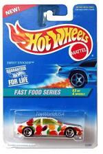 1996 Hot Wheels #418 Fast Food #3 Sweet Stocker Chevy Stocker