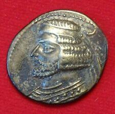 PARTHIA Orodes II 57-38 BC.AR.Drachma. silver Parthian