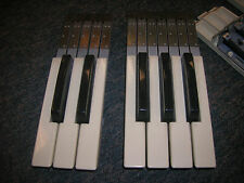 Set of 88 Keys for Hammond Elegante, Monarch and other solid state models