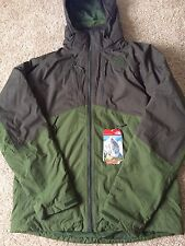 NEW The North Face Men's Condor Triclimate Jacket Small Waterproof 3 In 1
