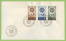 Cyprus 1964 Europa set on First Day Cover