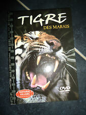 DVD documentaire Tigre des Marais