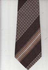 Lanvin-Paris-Authentic-100% Silk Tie-La19-Men's Tie