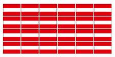 Kfz-Aufkleber Flagge Österreich Set RC