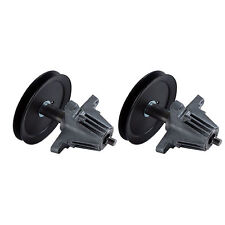"""2PK Troy Bilt/Toro Spindle Assembly 618-05078 / 918-05078A.PULLEY 6-1/2"""" (15287)"""