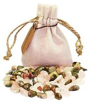 Compassion Power Pouch Healing Crystals Stones Set Tumbled Natural Gemstones
