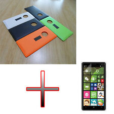 TY Housing Battery Back Door Cover Case + Screen Protector for Nokia Lumia 830