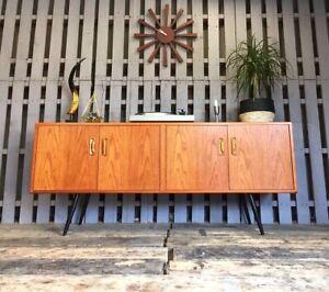 G Plan Fresco Teak Sideboard Cabinet Vintage Retro Mid Century