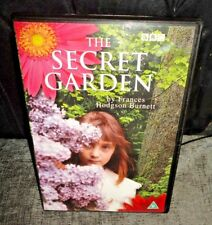 The Secret Garden (DVD, 1995) BBC FAST & FREE
