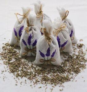 Lavendelsäckchen Duftsäckchen 100% Handarbeit 125g reiner Lavendel