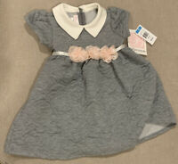 NWT Baby Girl Toddler 24 month Bonnie Jean Baby Spring Summer Dress