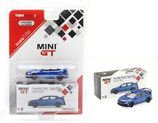 TSM Honda Civic Type R 2018 Blue USA Version MGT0002 1/64